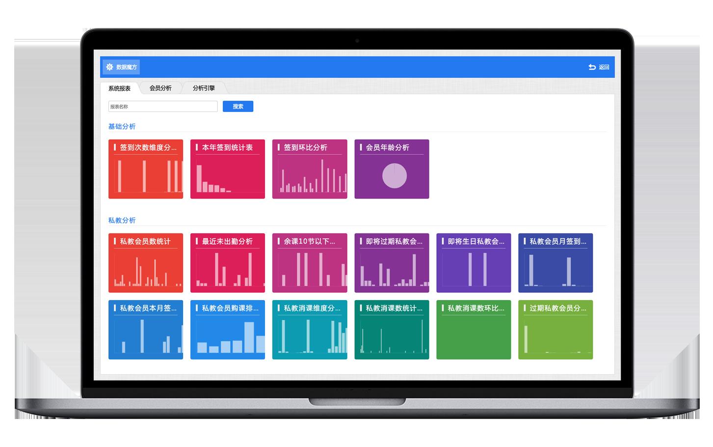 健身房管理系统数据分析