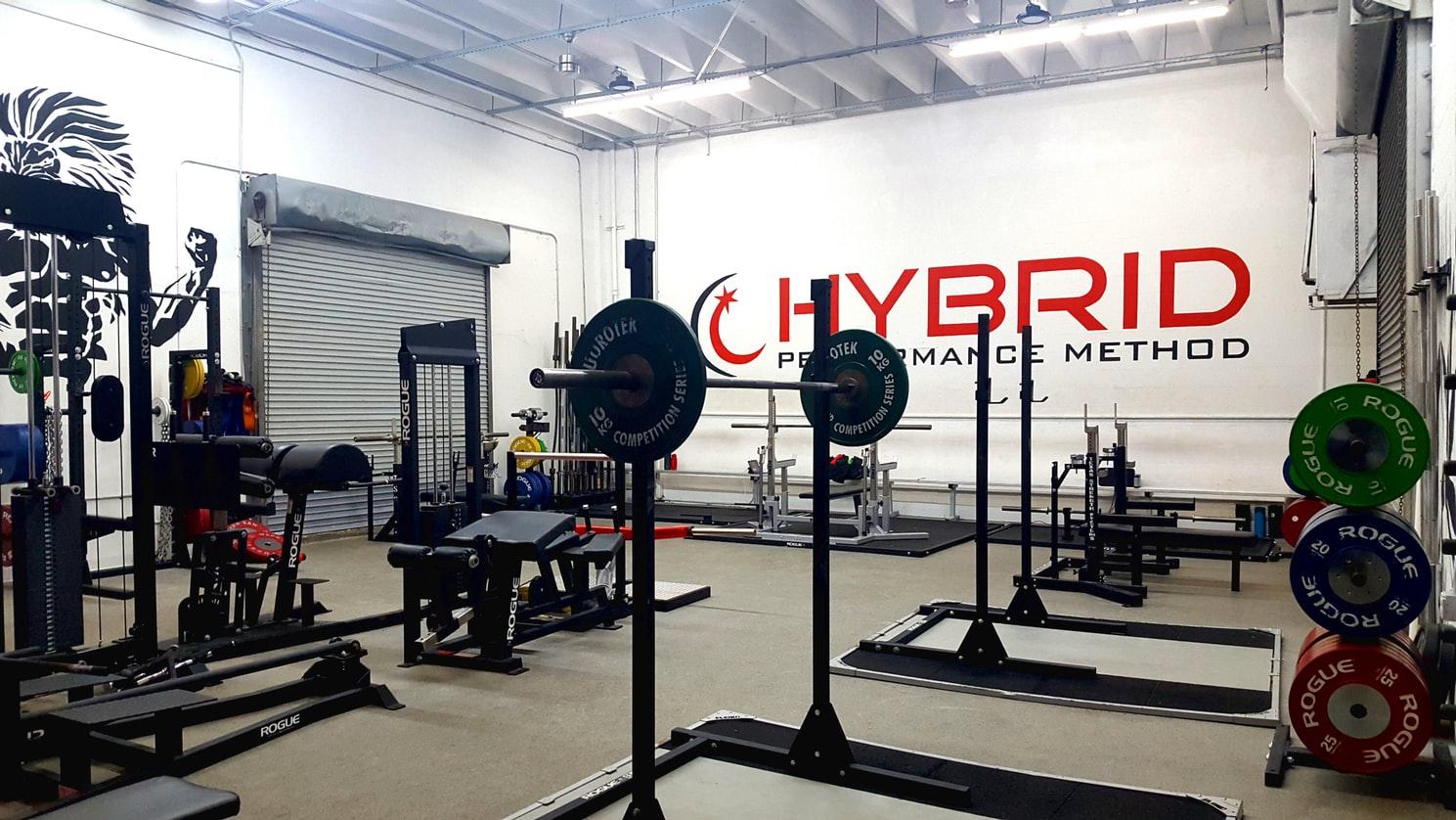 智能健身房