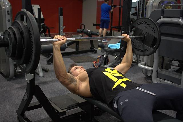 健身房训练