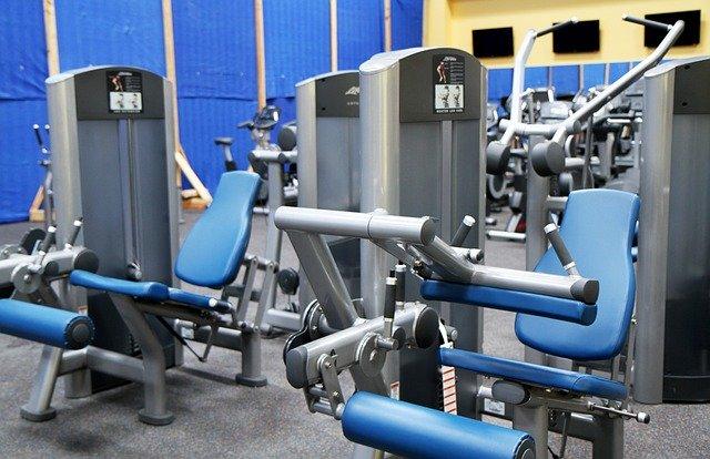 健身房训练器械
