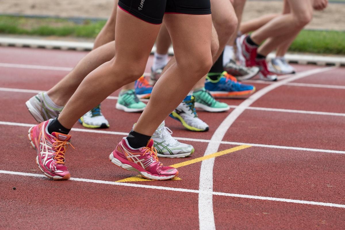 健身训练跑步